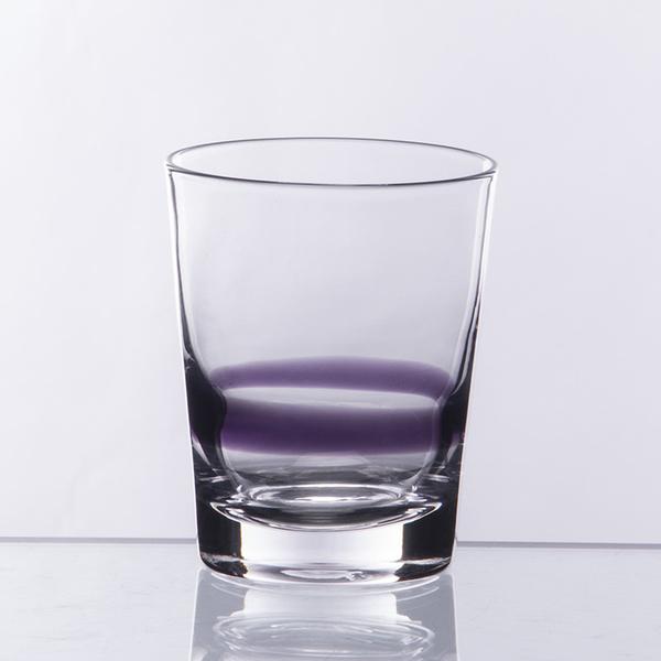 Σετ 6τμχ ουίσκι-κρασιού Hayman μωβ