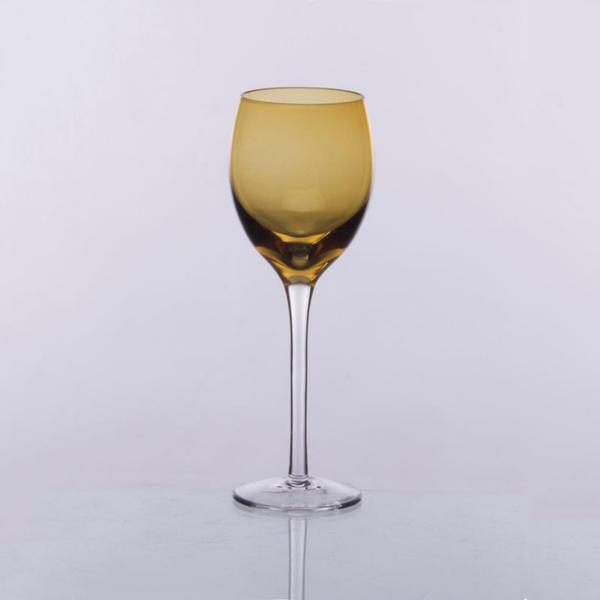 Σετ 6τεμ κρασιού Irid Amber