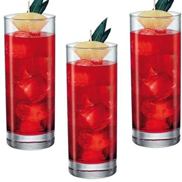Σετ 6τμχ ποτήρια cooler Cortina