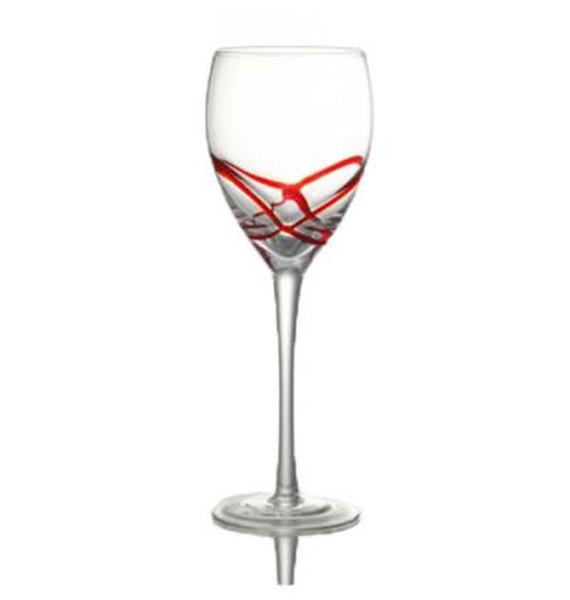 Σετ 6τμχ κρασιού extreme red