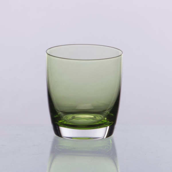 Σετ 6τεμ κρασιού-ουίσκι Irid green