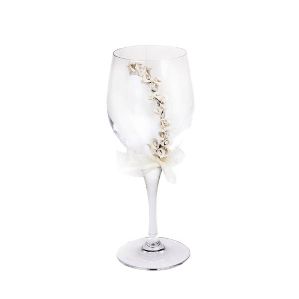 Ποτήρι κρασιού κρυστάλλινο οικολογικό