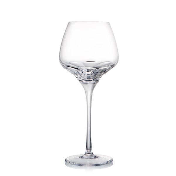 Σετ 2τμχ Κρυστάλλινο κρασιού Blossom
