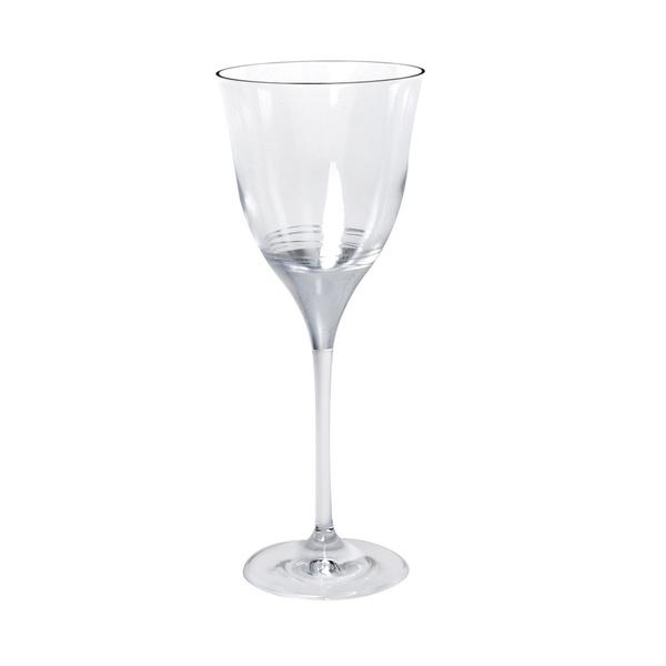 Ποτήρι κρασιού Leaf Platinum