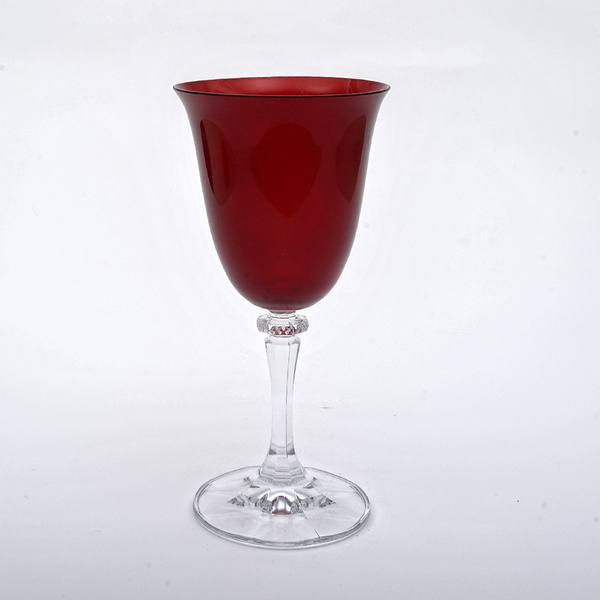 Ποτήρι κρασιού Kleopatra κόκκινο