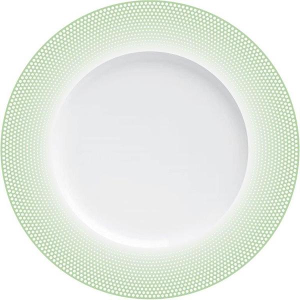 S/6 τμχ πιάτα ρηχά Bonito πράσινο