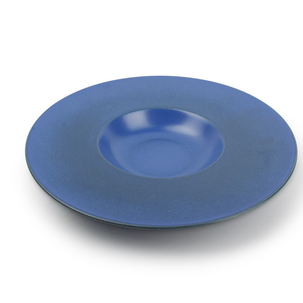 S/4 τμχ πιάτο βαθύ Blue Classico