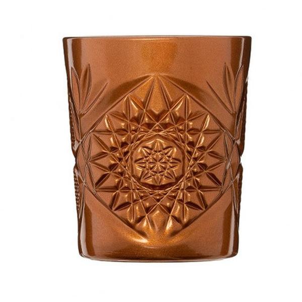 Σετ 6τμχ ουίσκι copper Hobstar