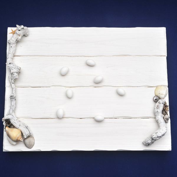 Δίσκος από θαλασσόξυλο