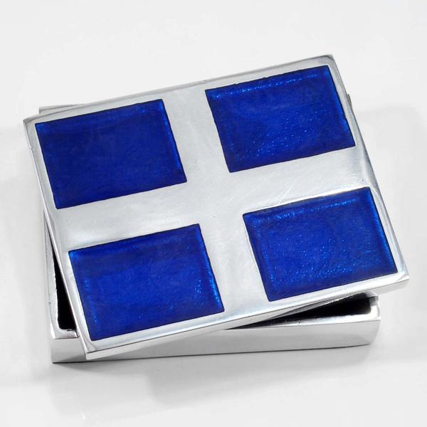 Κουτί Ελληνική Σημαία