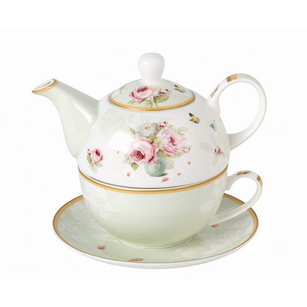 Tea for one Forget me not
